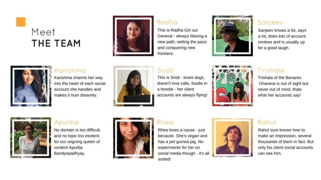 PuneB2BSocial - Midas Touch Team